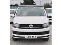 2016 Volkswagen VW Transporter T6 102 ps Camper Campervan Pop-top Conversion