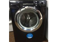 55 Candy GV1610 10kg 1600Spin Black LCD A+++ Rated Washing Machine 1 YEAR GUARANTEE FREE DEL N FIT