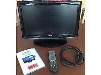 "Tevion 19"" LCD TV & DVD COMBI. -SOLD"