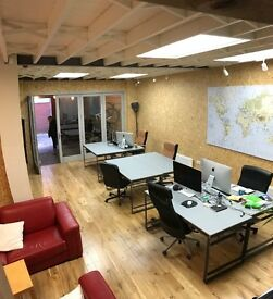 Bristol City centre office space to rent in quiet Redcliffe Street