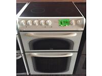 Creda spc60w electric ceramic top cooker-3 months guarantee!