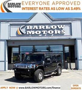 2006 Hummer H2 SUPERCHARGED*EVERYONE APPROVED* APPLY NOW DRIVE N