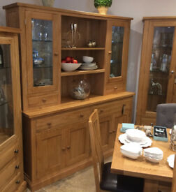 *NEW* Large Solid Oak Dresser
