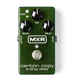 Trade/Swap MXR Carbon Copy for Boss DD3