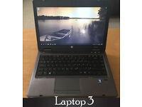 HP Probook 6475b - SSD+HD - AMD A6 - WIN 10 - Office 2016