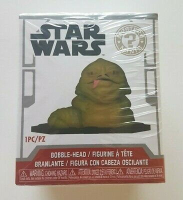 Funko Mystery Minis Star Wars Jabba The Hutt Smugglers Bounty Exclusive for sale  Shipping to Ireland