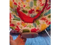 The RedKite baby bouncer
