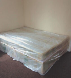 York Double Bed Base (4'6) for £50.00