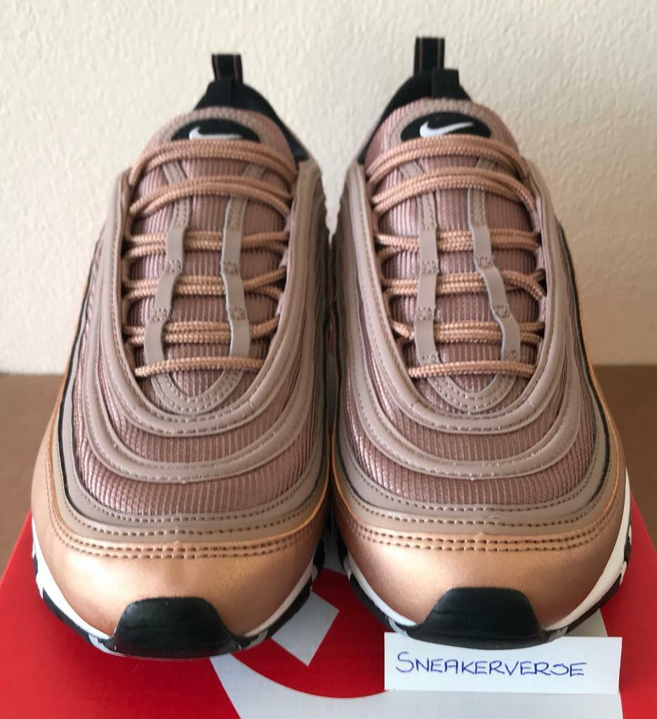 Nike Air Max 97 'Desert Dust/Metallic Red Bronze' - 921826 400 Multiple
