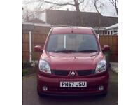 Renault Kangoo 1.6 Petrol Auto Up Front Drive from Wheelchair