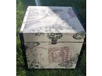 butterfly storage box