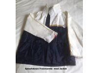 Coastal Splashdown (Freemantle) Jacket Med Musto Salopettes Med for Sale