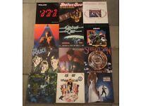 50+ Record, Vinyl LP Albums for sale various condition.