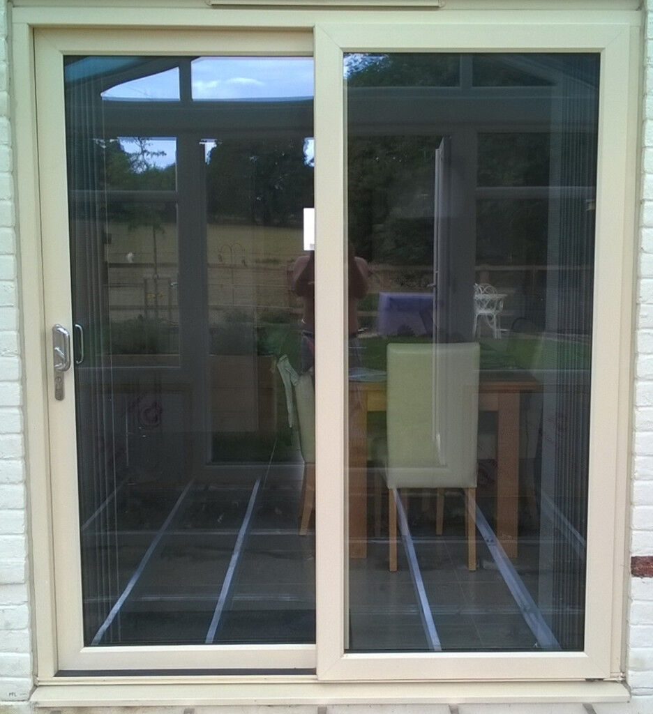 Cream sliding patio doors upvc 1800w x 2100mm in alresford cream sliding patio doors upvc 1800w x 2100mm planetlyrics Choice Image