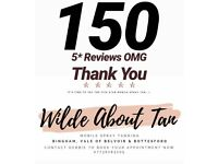 Mobile Spray Tanning - Wilde About Tan - Debs (Prom. Wedding. Holiday) Over 150 5* Reviews