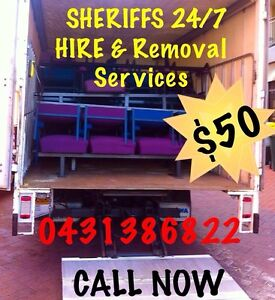 $50p/h House Moving & Furniture Removals URGENT 24/7 Manning South Perth Area Preview