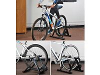 Bicycle Magnetic Trainer - Indoor Stationary Exercise Stand