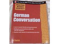 German Conversation Book