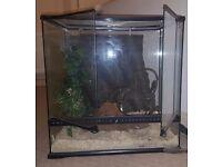 Reptile Vivarium for sale + Accessories - Exo Terra