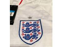 England Home World Cup Shirts