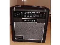 Hiwatt G15R Guitar Amp