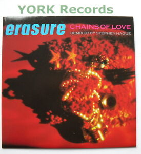 ERASURE-Chains-Of-Love-Excellent-Condition-7-Single-MUTE-83