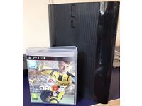 PlayStation 3 + FIFA17 + 6 controllers