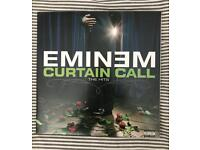 Eminem. Curtain Call Vinyl.