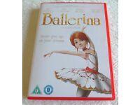 Ballerina DVD