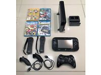 Nintendo Wii U Black 32GB