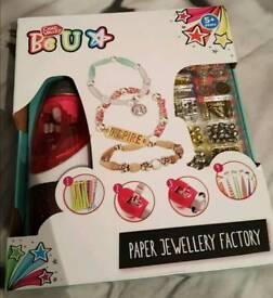 Be u paper jeweller factory