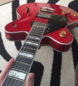 Gretsch G2622LH Streamliner Electric Guitar CB DC Flagstaff Sunset (Left Handed/w Hard Case)