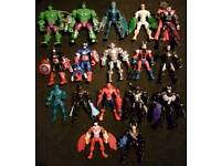 Various Marvel/Hero/Star Wars Mashers