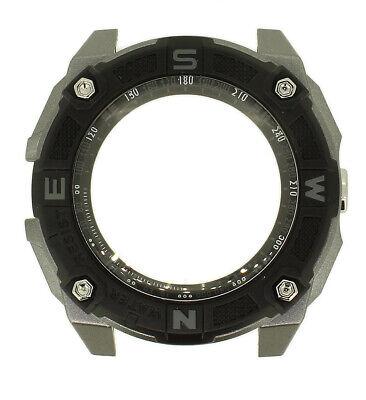 Schwarz Passt Grau (Calypso Gehäuse in schwarz/grau passt zu Armbanduhr K5634)