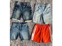 Boys shorts bundle 8-10yrs VGC