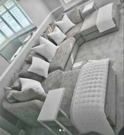 ROYAL ⚡ BRANDED ⚡ NEW U-SHAPE SOFA IN STOCK ⚡ FREE DELIVERY ⚡