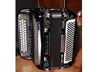 Shand Excelsior accordion