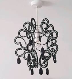 2 Designer lamp shade (TKMaxx)