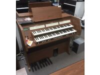 Viscount Cadet 31s 14 Note Pedal Board Church Home Organ Part Exchange & Finance Available