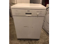 BOSCH Very Nice 60cm Wide Dishwasher Fully Working with 4 Month Warranty
