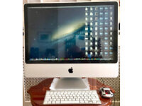 Apple Imac 24 2.8ghz core 2 duo