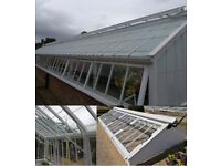 Greenhouse and cold frame required