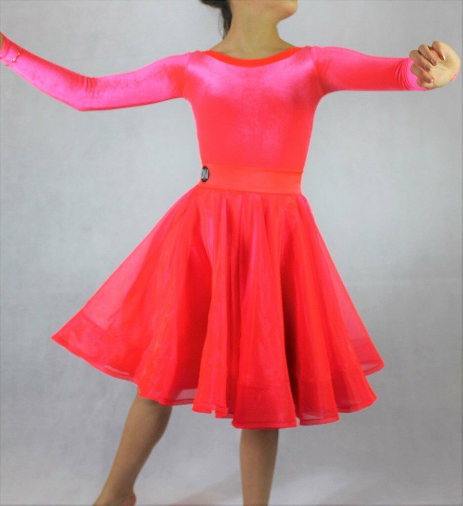 1dcf8bef861 Juvenile DSI Latin and Ballroom girls outfit
