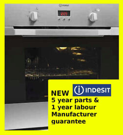 ** NEW ** OVEN INDESIT PRIME Multifunction ELECTRIC FAN COOKER IF63KAIXUKS Stainless Steel