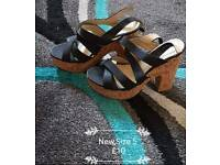 New Strap Sandals Size 5