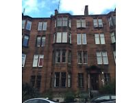 FOR RENT: Lovely 2 bed unfurnished flat on Airlie Street, Hyndland AVAILABLE NOW