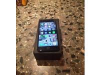 iPhone 7 plus jet black 128gb on Vodafone