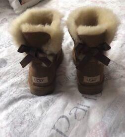 Ladies Ugg Boots Genuine Size 5.5