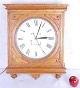 Antique Seth Thomas Wall Clock