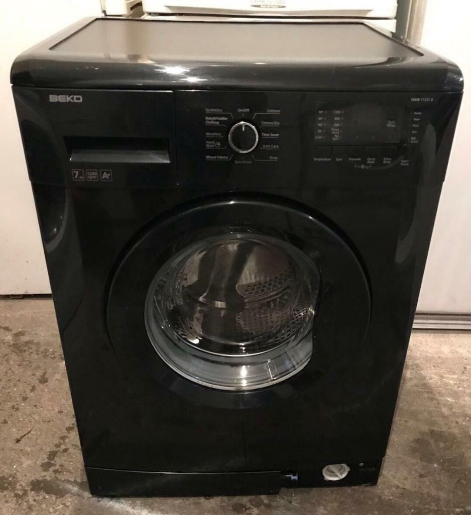 7kg BEKO WMB71231B Digital Fully Working Washing Machine